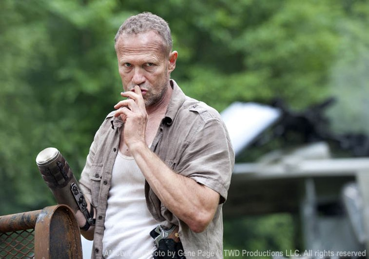 The Walking Dead Season 3 Production Photos - The Walking Dead Season 3 Production Photos Photo Gallery - AMCtv.com