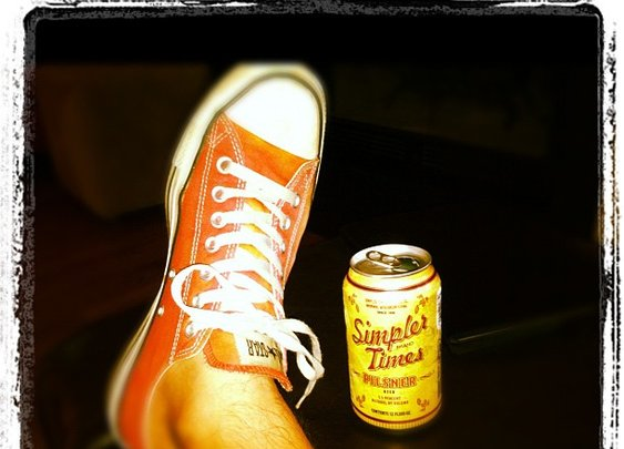 @fattmasick | For my Saturday I choose Chucks & Simpler Times | Webstagram - the best Instagram viewer