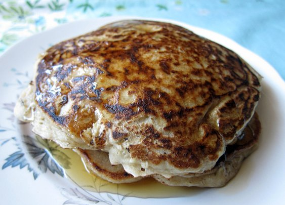 Poppytalk: The Best Pancakes Ever (For Serious)