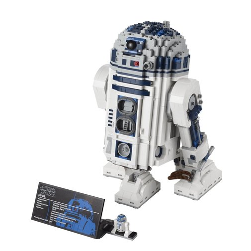 R2-D@ Lego set