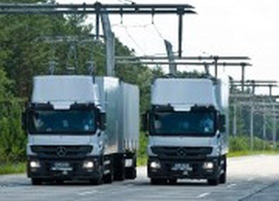 Photo Gallery: Should Germany Invest in E-Trucks? - SPIEGEL ONLINE - International