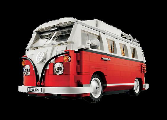 Volkswagen T1 Camper Van | LEGO Shop