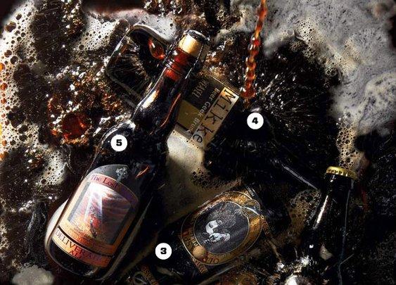 Recommendation Engine: 5 Bold Dark Brews for Beer Geeks | Underwire | Wired.com