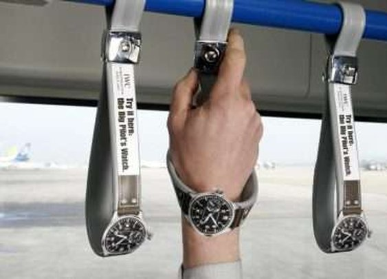 Hands-On Guerrilla Ads - Clever Supportive Ad Placement (GALLERY)