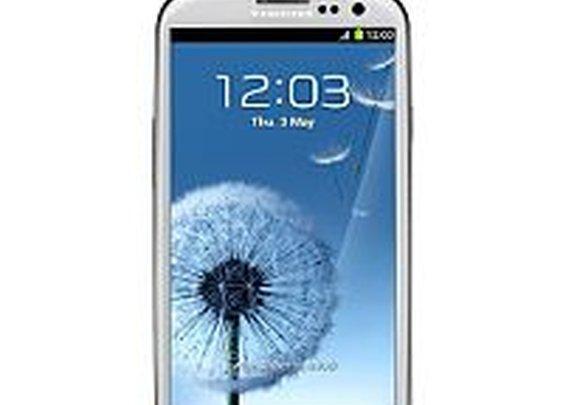 Samsung Galaxy SIII Mobile Phone - White | Unlocked Handsets | ASDA direct