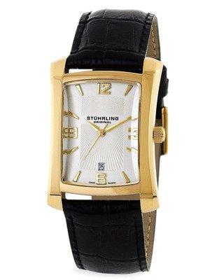 Men's Lifestyles Gatsby Classic Gold Watch