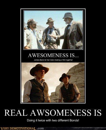 REAL AWSOMENESS IS