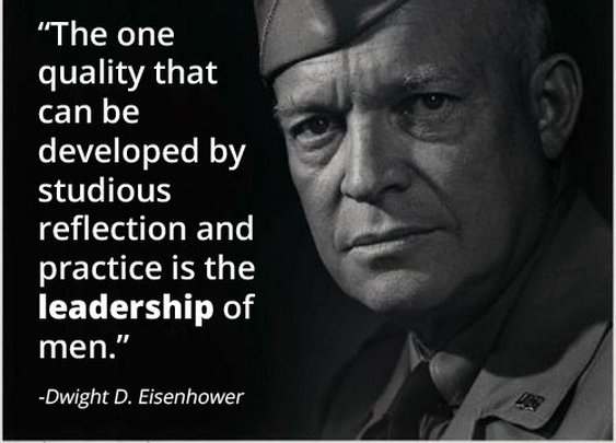 Leadership Lessons from Eisenhower:
