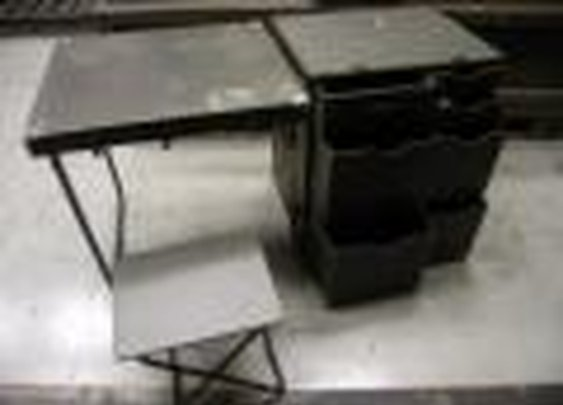 Authentic Military Surplus Field Desks on GovLiquidation.com