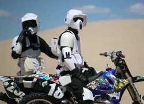 STAR WARS MOTO-X