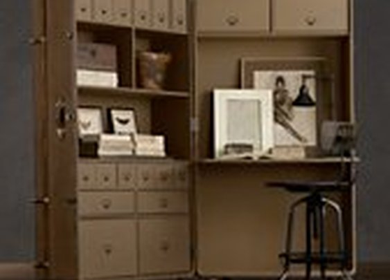 Richards' Secretary Trunk | Desks | Restoration Hardware