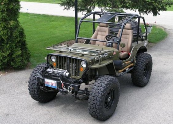 One Bad Willys