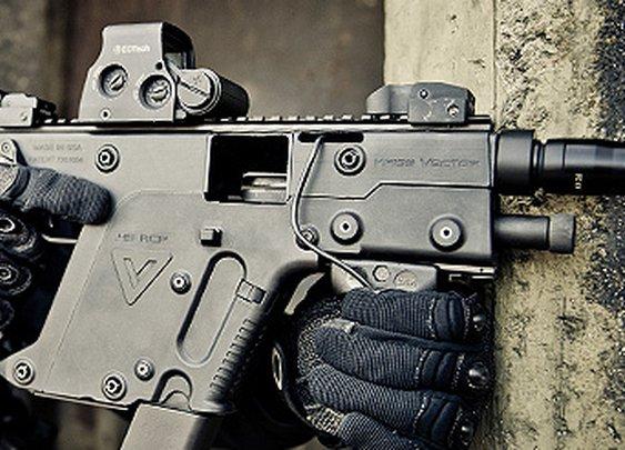 Vector SBR .45 ACP TacPac