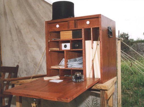 Field Officer's Desk