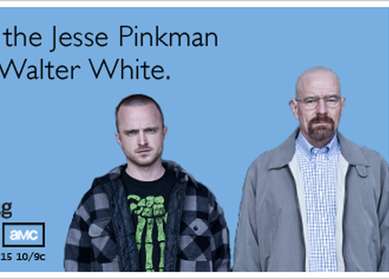 Jesse Pinkman Walter White Breaking Bad Friend Funny Ecard | Breaking Bad Ecard | someecards.com