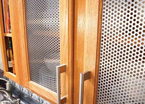 How to Install Cabinet Door Inserts