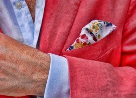 Red Summer Jacket