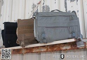 ITS Discreet Messenger Bag Gen 2
