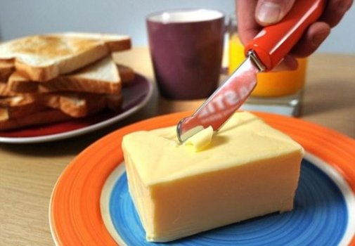 Heated Butter Knife Cuts Through Butter Like a Hot Knife Through Butter [Uberkitchen] - The UberReview