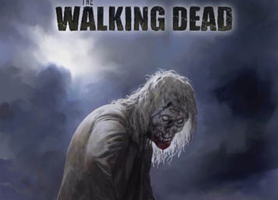 Comic-Con 2012: 'The Walking Dead's' Creepy Limited Edition Poster (Photo) - Hollywood Reporter