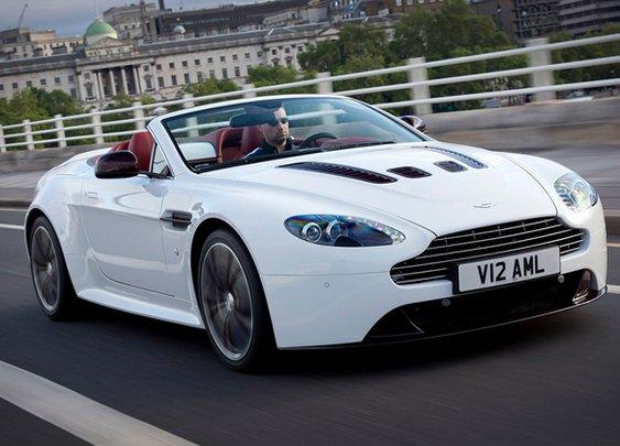 Aston Martin V12 Vantage Roadster | Uncrate