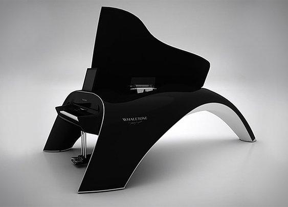 Whaletone Piano   Uncrate