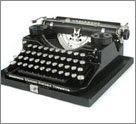 Underwood 4-Bank Portable (c.1928)