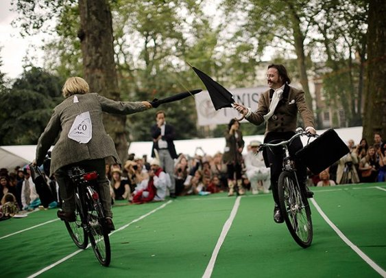 The Chap Olympiad, London's Annual Contest of Gentlemanly Prowess