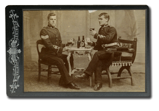 Soldiers of the Queen - A Virtual Museum of Antique Victorian-era British Military Photographs and Associated Biographical Research