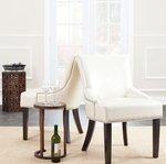 Lotus Kd Side Chair Pair Cream | Fab.com
