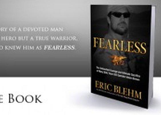Fearless by Eric Blehm  | Navy Seal Team Six Operator Adam Brown
