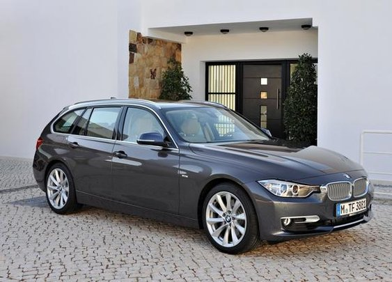 All-New 2013 BMW 3 Series Wagon Bound for U.S. - AutoTrader.com