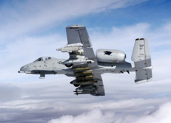 American Firepower from the Sky!!!