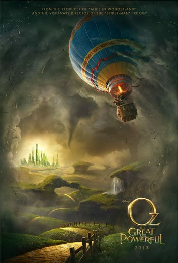 Oz The Great and Powerful   Official Movie Site   Disney