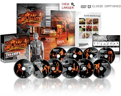 Insanity Workout - Extreme Home Workout DVD - Insanity Workout Reviews - beachbody.com