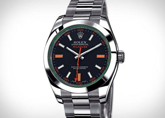 Rolex Milgauss Watch | Uncrate