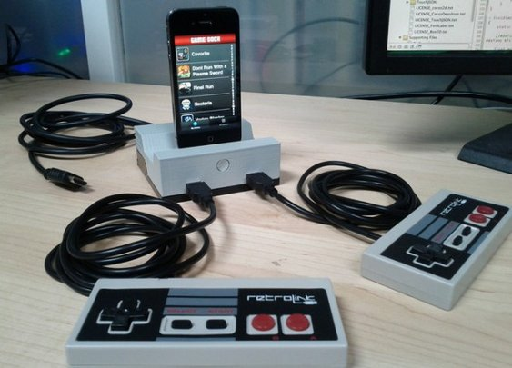 GameDock  for IOS
