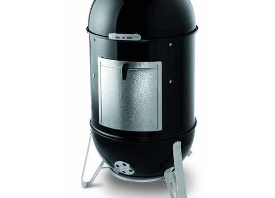 22.5-Inch Weber Smokey Mountain Smoker
