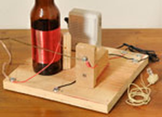 Build a batteryless radio receiver in hours with a few basic components