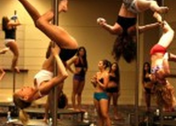 Should pole dancing be an Olympic sport?