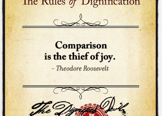 The Rules of Dignification  - Seventy Five