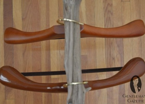Hanger Project (Made by Beverly Hangers) vs. Butler Luxury