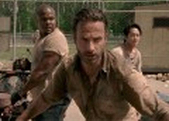 The Walking Dead - Season 3 Comic-Con Trailer: The Walking Dead – AMC
