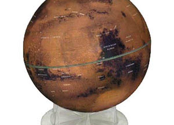 Mars Globe | Globes - Models - Space Toys