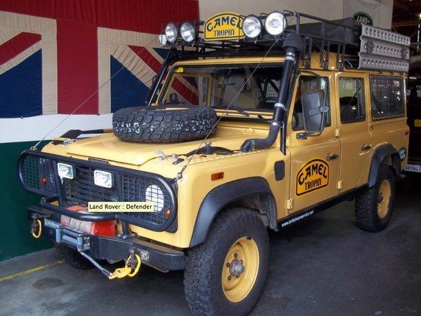Camel Trophy Land Rover Defender 110 200tdi Gentlemint