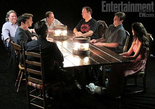'Firefly' cast reunion photos   Inside TV   EW.com