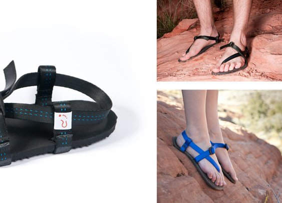 Original Barefoot inspired  Unshoes sandal