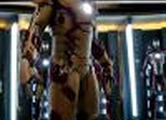 SDCC 2012: Iron Man's New Armor Unveiled | Iron Man | News | Marvel.com