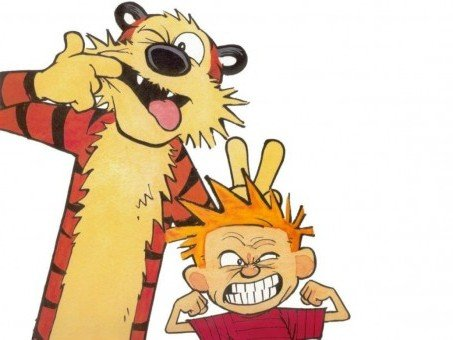Sixteen Things Calvin and Hobbes Said Better Than Anyone Else | BOOK RIOT