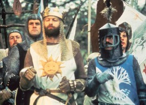 'Monty Python and the Holy Grail' digital reissue hits big screen